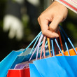 shopping — Stockfoto #4010870