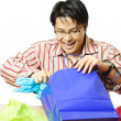 Royalty-Free Stock Photo: Shopping gifts