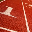 Track and field — Stock Photo #4113588