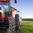 Farming truck — Stock Photo