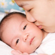 Mother and baby — Stock Photo #4707318