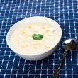 Royalty-Free Stock Photo: Creamy corn soup