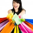 Going shopping — Stockfoto