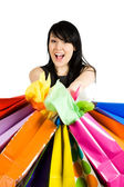 Going shopping — Stock Photo