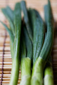 Scallions — Stock Photo