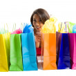 Shopping woman — Stock Photo #5452847