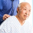 Doctor and patient — Stock Photo #5453322