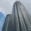 Petronas tower — Stock Photo #4611113