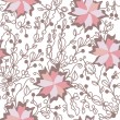 Floral seamless pattern — Stock Vector #5269892