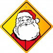 Attention SantClaus ! — Stockvector #4401009