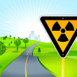Radiation accident — Stockvektor #5192714