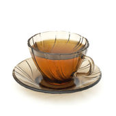 Cup of tea isolated — Stock Photo