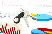 Home expenses — Stock Photo