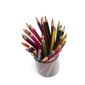 Coloured pencil — Stockfoto