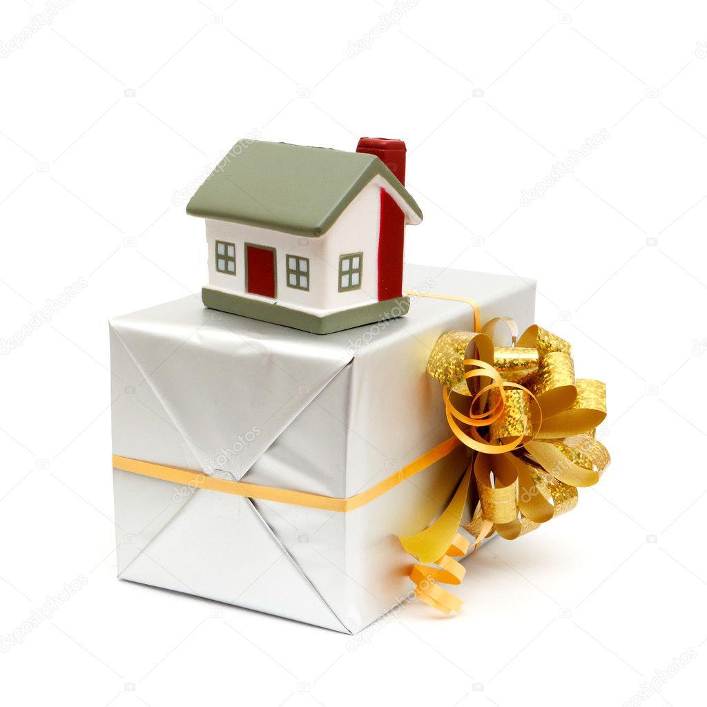 Налог на дарение подарка 55