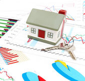Housing market concept — Stock Photo