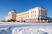 Palace of the President of Republic of Udmurtia — Stock Photo