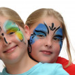 Make up for the carnival — Stock Photo