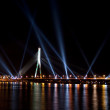 Stock Photo: Light festival Staro Rig(Beaming Riga)