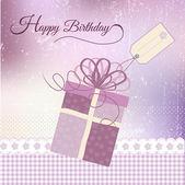 Auguri di compleanno — Vettoriale Stock