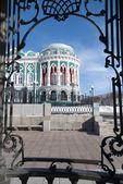 Sevastyanov's Mansion — 图库照片