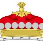 Royal crown — Stock Photo #3952391