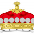 Royal crown — Stock Photo #3952604