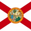 Florida state flag — Stock Photo #4280948
