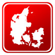 Stock Photo: Denmark map button