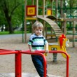 Stock Photo: Playground Fun