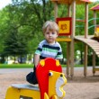 Playground Fun - Stock Photo