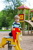 Playground Fun — Stock Photo