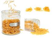 Italiaanse pasta — Stockfoto