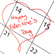 Valentinves Day — Stock Photo
