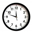 Royalty-Free Stock Photo: Clock face