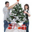 Royalty-Free Stock Photo: Preparation for Christmas