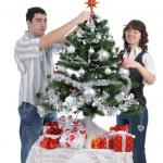 Preparation for Christmas — Stock Photo