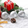 Christmas still life — Stock Photo #4231179