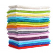 Colorful towels — Stockfoto