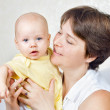 Mom and baby — Stock Photo #5174329