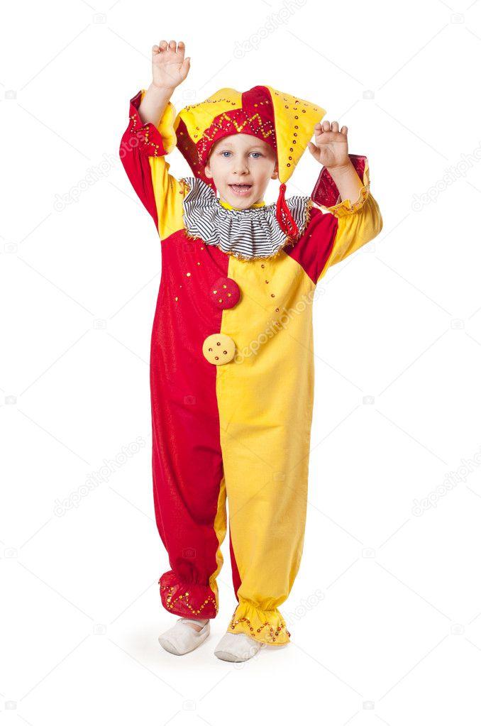Тильда клоун