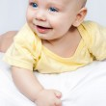 Newborn baby — Stock Photo #5369617