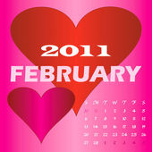 2011 年 2 月 — 图库矢量图片