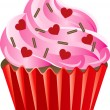 Valentine Sweets 2 — Stock Vector