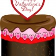 Valentine Sweets — Stock Vector #4729938
