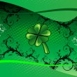 Stock Vector: st patricks background 3