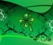 St Patricks Background 3 — Stock Vector
