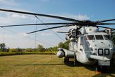 Military helicopters — Stock Photo