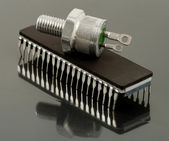 Semiconductors — Stock Photo