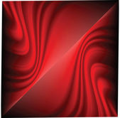 Fond abstrait rouge — Photo